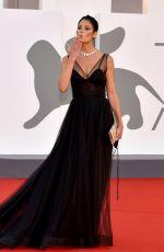 DANIELA FEROLLA at Padrenostro Premiere at 2020 Venice Film Festival 09/04/2020