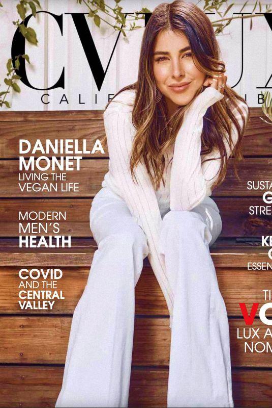 DANIELLA MONET for Cvlux Magazine, September 2020