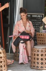 DEMI ROSE Out in Ibiza 08/16/2020