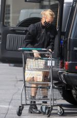 DIANE KRUGER Out for Grocery Shopping in Los Angeles 09/22/2020