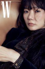 DOONA BAE for W Magazine, Korea September 2020
