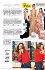 DREW BARRYMORE in People Magazine, September 2020