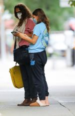 DREW BARRYMORE Out and About in New York 09/09/2020