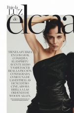 ELENA ANAYA in Elle Magazine, Spain October 2020