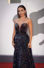 ELEONORA PETRELLA at New Order Premiere at 2020 Venice Film Festival 09/10/2020