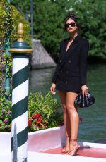 ELISA MAINO Arrives at Hotel Excelsior in Venice 09/11/2020