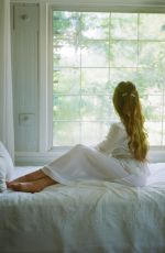 ELIZABETH GILLIES for Vogue Photo Diary, September 2020