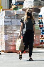 ELIZABETH OLSEN Out Shopping in Sherman Oaks 09/03/2020