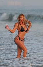 ELKE HANSCHKE in Bikini for 138 Water Photoshoot in Malibu 09/29/2020