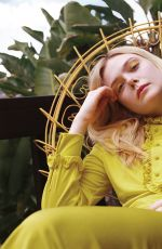 ELLE FANNING for C Magazine 15th Anniversary Edition, September 2020