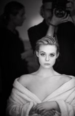 ELLE FANNING for L