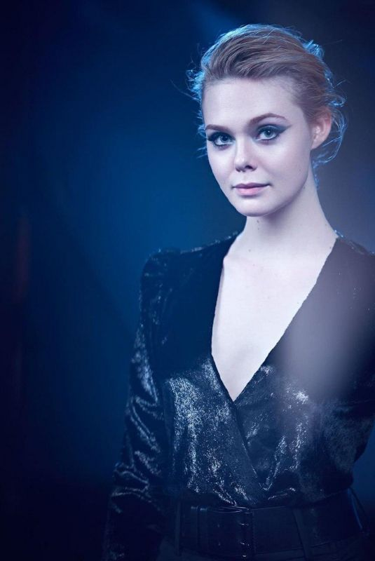 ELLE FANNING for L'Oreal Paris 2020