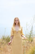 ELLE FANNING in Vanity Fair Magazine, October 2020