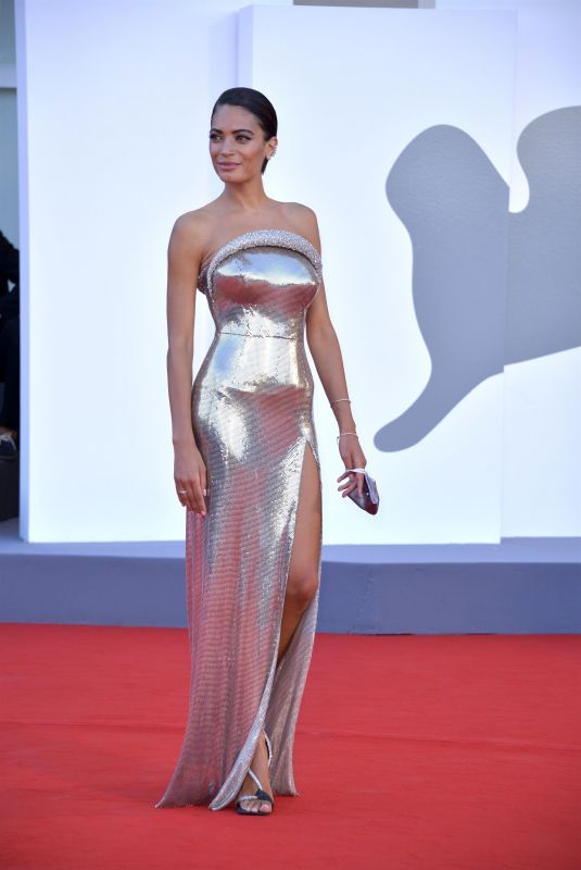 ELODIE at 77th Venice Film Festival Opening Ceremony 09/02/2020