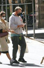 EMILY RATAJKOWSKI and Sebastian Bear McClard Out for Lunch in New York 09/20/2020