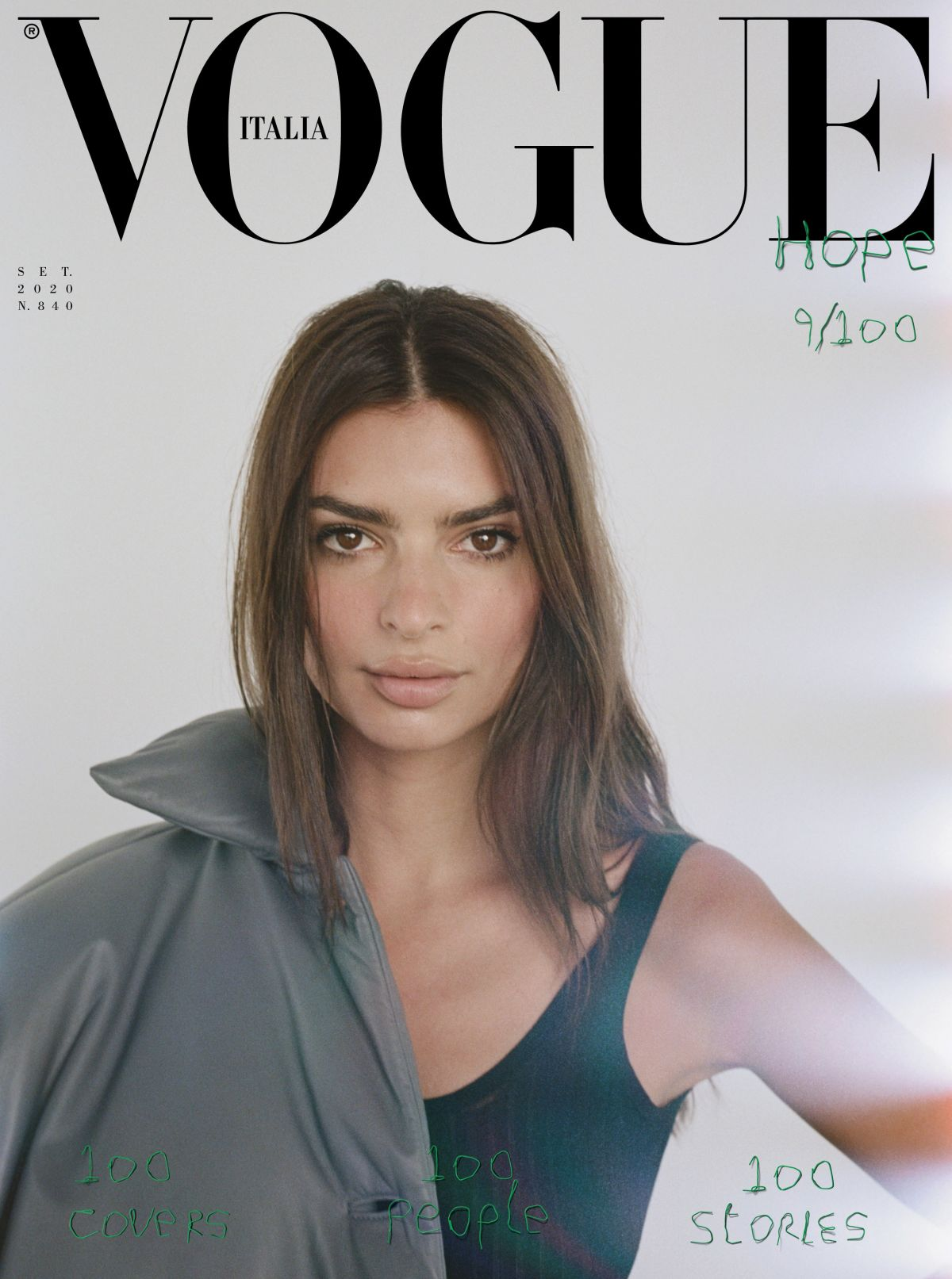 Beyoncé flawlessly graces the cover of British Vogues