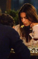 EMILY RATAJKOWSKI Out for Dinner at Il Buco in New York 09/22/2020