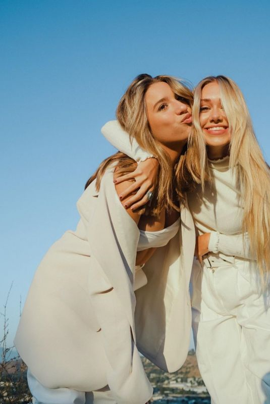 EMILY SKINER and MACKENZIE ZIEGLER at a Photoshoot, August 2020
