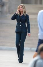 EMILY VANCAMP on the Set of The Falcon and the Winter Soldier in Atlanta 09/14/2020