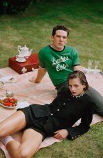 EMMA CORRIN in Vanity Fair Magazine, 2020
