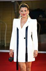 EMMA MARRONE at Miss Marx Premiere at 2020 Venice Film Festival 09/05/2020