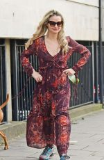 EMMA RIGBY Out and About in Notting Hill 08/25/2020