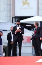 ESTER EXPOSITO at 77th Venice Film Festival Opening Ceremony 09/02/2020