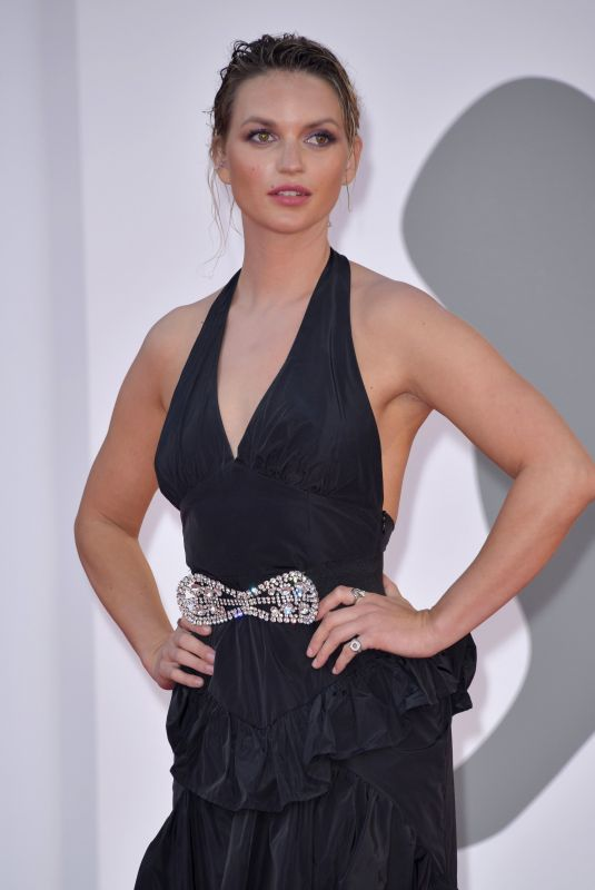 FANCY ALEXANDERSSON at New Order Premiere at 2020 Venice Film Festival 09/10/2020