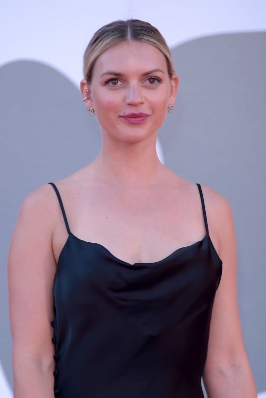 FANCY ALEXANDERSSON at The World to Come Premiere at 2020 Venice Film Festival 09/06/20