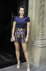 FAYE BROOKES at Grand Pacific Bar in Manchester 09/13/2020