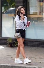 FAYE BROOKES Out and About in Cheshire 09/15/2020