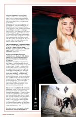 FLORENCE PUGH and SCARLETT JOHANSSON in Empire Magazine, October 2020