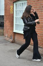 FRANCESCA ALLEN Leaves Her Fashion Brand Offices in Loughton 09/16*/2020