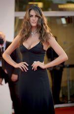 FRANCESCA SOFIA NOVELLO at Padrenostro Premiere at 2020 Venice Film Festival 09/04/2020