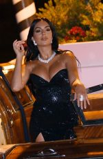 GEORGINA RODRIGUEZ at 77 Venice Film Festival 09/03/2020