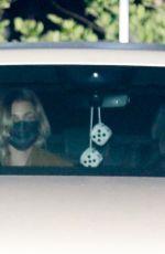 HAILEY and Justin BIEBER Leaves Nobu in Malibu 09/28/2020