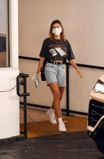 HAILEY BIEBER Out and About in Los Angeles 09/24/2020