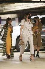 HILARY DUFF Out Shopping with Friends in Beverly Hills 09/20/2020