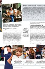 HILARY SWANK in People Magazine, September 2020