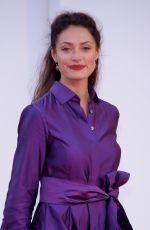 INGRID MARGUS at Never Gonna Snow Again Premiere at 77th Venice Film Festival 09/07/2020