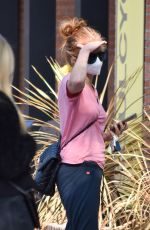 ISLA FISHER Out in Los Angeles 09/21/2020