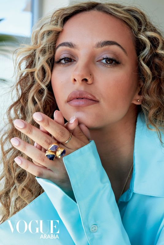 JADE THIRLWALL for Vogue Arabia, 2020