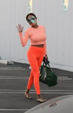 JEANNUIE MAI at Dancing with the Stars Rehearsal Studios in Los Angeles 09/20/2020