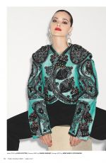 JENNA LOUISE COLEMAN for Tatler Magazine, October 2020