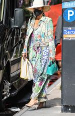 JENNIFER LOPEZ Out and About in New York 09/14/2020