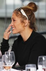 JENNIFER LOPEZ Out for Diner with Friends in New York 09/13/2020