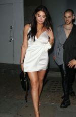 JESSICA WRIGHT Leaves Luxx Nightclub in London 09/23/2020