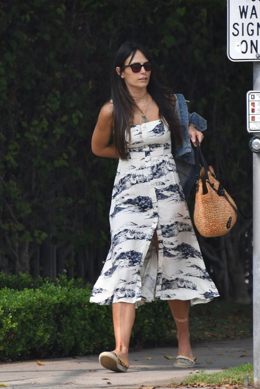 JORDANA BREWSTER Out and About in Santa Monica 09/15/2020