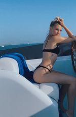 JORDYN JONES in Bikini at a Boat - Instagram Photos and Videos 09/20/2020