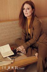 JULIANNE MOORE in Dujour Magazine, Septemebr 2020